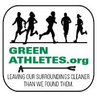Green Athletes Program Logo