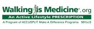 Walking is Medicine Program Logo