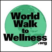 World Walk to Wellness Program Logo