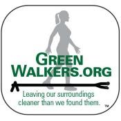 Green Walkers Logo